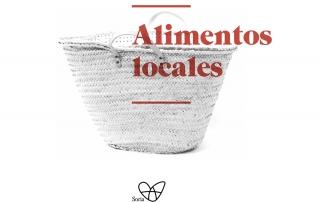 Portada del libro Alimentos Locales de Proynerso