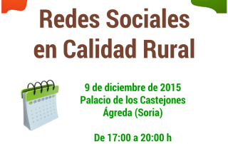 Cartel RRSS Soria Sentir Rural